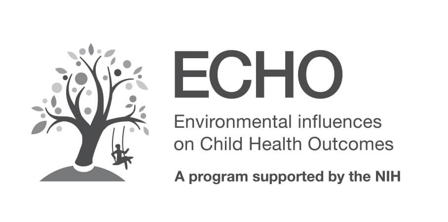 ECHO Greyscale Logo